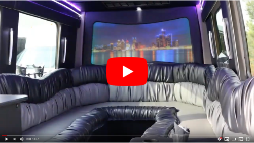 Bozzo's Limousine Service: Limo, Party Bus & SUV Rental Service in Brownstown, MI - image-home-video